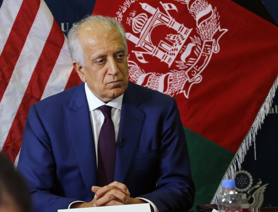 """خلیلزاد: طالبان بارها شرایط """"توافقنامه صلح با واشنگتن"""" را نقض کردند"""