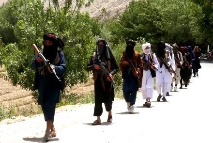 بازگشت ۶۰۰ زندانی طالبان به میدان جنگ