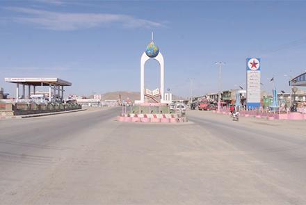۳ تن در نتیجهی برخورد راکت طالبان بر یک خانه در غزنی، کشته شدند