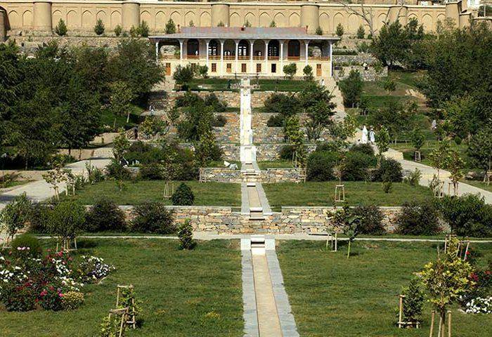 باغ بابر کابل