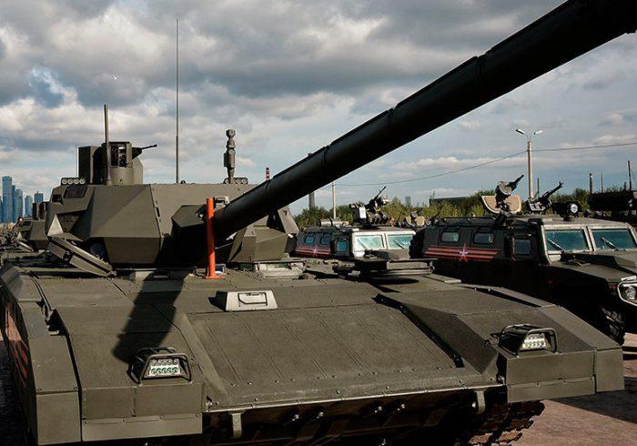 تمایل هند برای خرید تانک تی-۱۴ آرماتای روسی