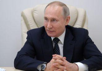 پوتین درباره نسخه پخش عمدی کرونا اظهار نظر کرد