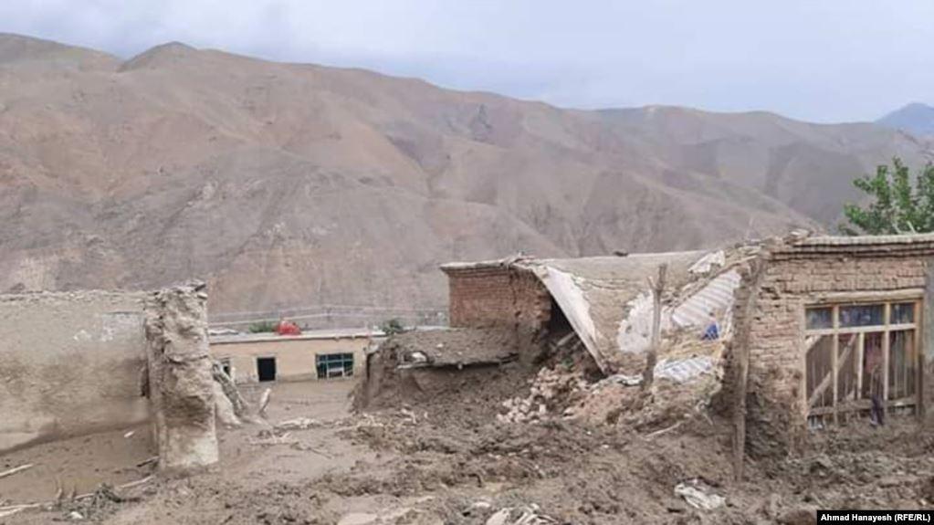 سیلاب در ولایت پروان تلفات جانی و خسارات مالی برجای گذاشت