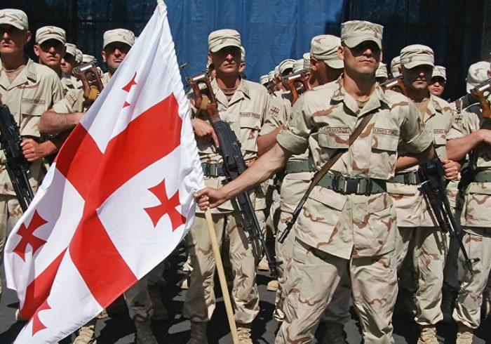 ابتلای سربازان گرجستانی به کرونا در افغانستان