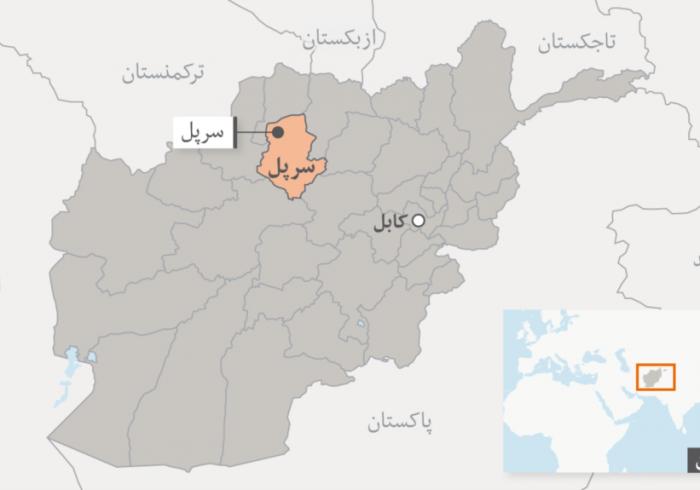 لتوکوب دو زن از سوی طالبان در سرپل؛ 'این زنان بدون محرم به بازار رفته بودند'