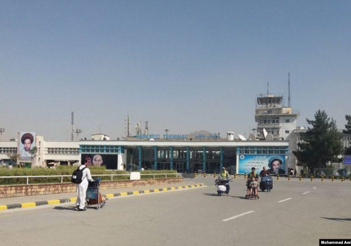فعال شدن ماشینهای جدید کشف و بازرسی در میدان هوایی حامد کرزی