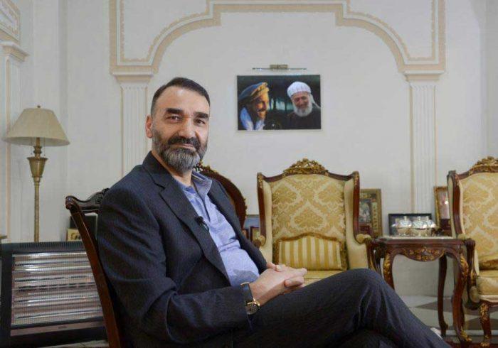 پیام تبریکی عید قربان محضر استاد عطامحمد نور