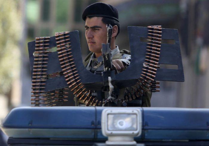چهار سرباز امنیتی در بادغیس جان باختند
