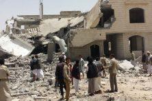 حداقل ده نفر در حمله هوایی ائتلاف عربی به یمن کشته شدند