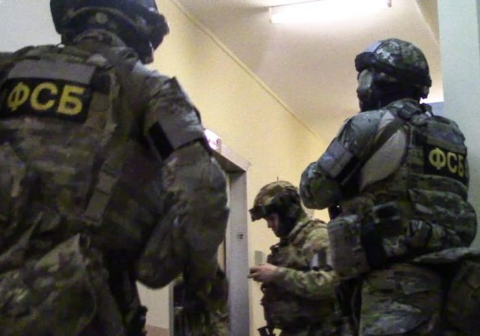 جلوگیری از یک حمله مرگبار تروریستی در مسکو