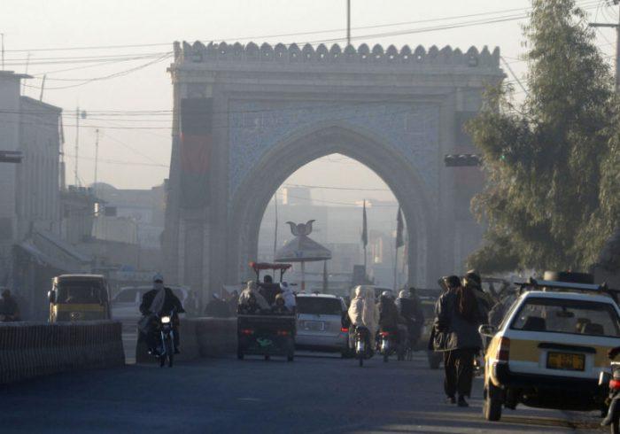 حمله موتر بمب به فرماندهی پولیس ولسوالی شاه ولیکوت ولایت کندهار
