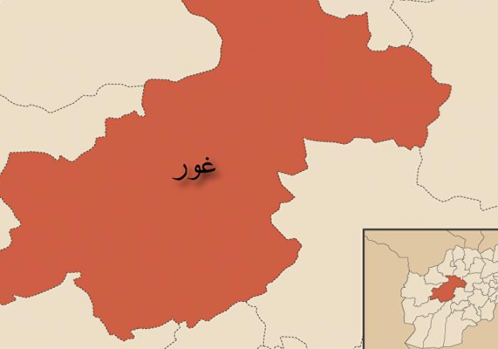 غور؛ در پی حملۀ طالبان چهار نیروی امنیتی کشته و سه تن دیگر ناپدید شدند
