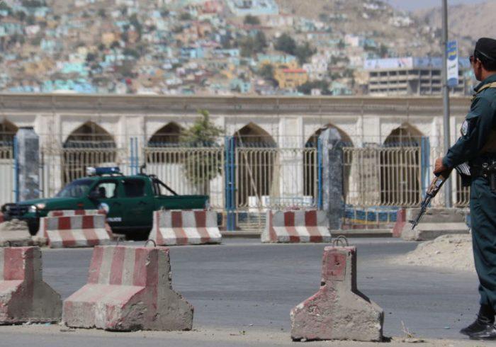تیراندازی افراد مسلح ناشناس در کابل