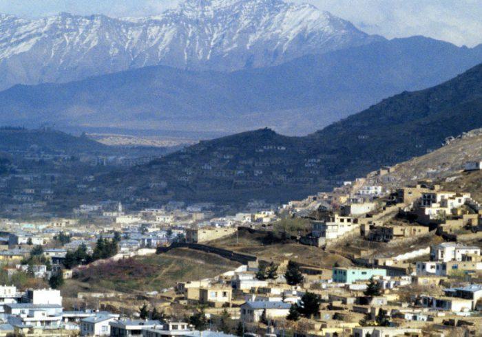 وقوع زمین لرزه به قدرت ۴٫۶ ریشتر در کابل
