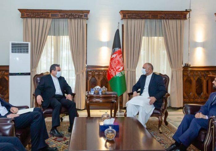 مذاکرات وزارت خارجه افغانستان با هیأت ایرانی در باره حادثه مهاجرین افغان در ایران