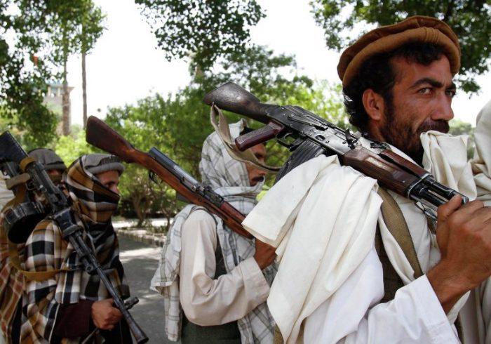 کشته شدن نُه طالب مسلح در ولایت غزنی