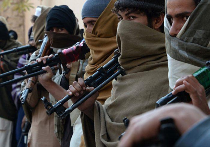 برای اولین بار؛ جنگجویان طالب و مردم در وردک نماز عید را یکجا ادا کردند