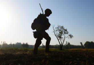 کشته شدن یک سرباز امریکایی در ولایت فراه