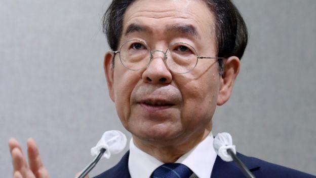 جسد شهردار سئول ساعتها پس از ناپدید شدن پیدا شد