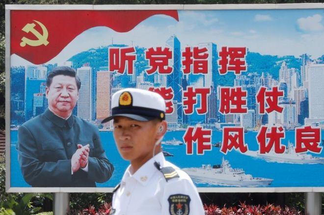 هشدار شدید چین به بریتانیا درباره تعلیق توافق استرداد با هنگکنگ