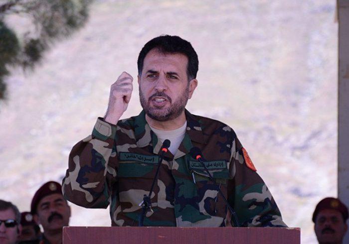 اسدالله خالد به عنوان نامزد وزیر وزارت دفاع افغانستان گماشته شد