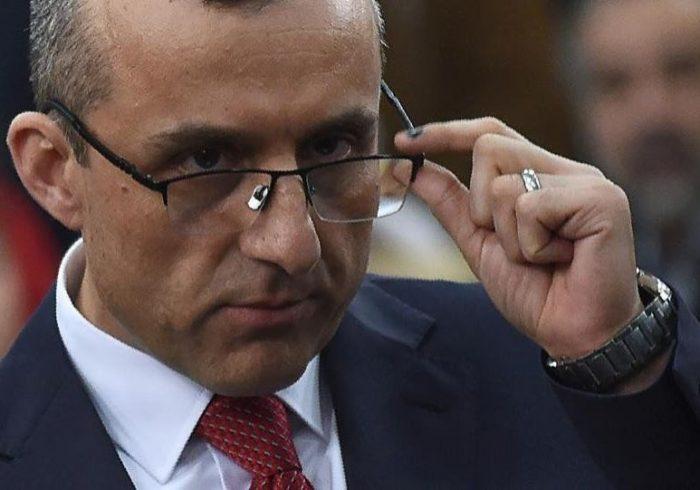 امرالله صالح به مجلس نمایندگان: گرفتن نان فقیر، هنر نیست