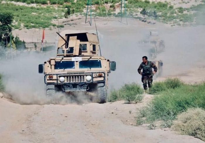 جان باختن چهار سرباز در درگیری با طالبان در شاهراه بغلان-سمنگان
