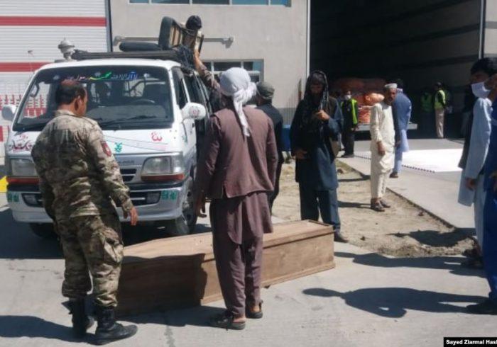 ۴ جسد دیگر افغانهای غرقشده در آبهای ترکیه، به کابل میرسد
