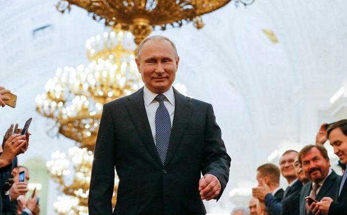رای «آری» روسها به ادامه ریاست جمهوری ولادیمیر پوتین تا سال ۲۰۳۶
