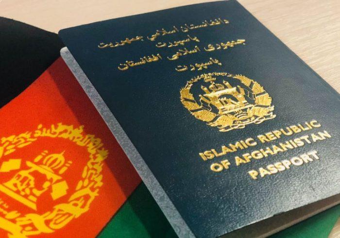 پاسپورت افغانستان بی اعتبارترین پاسپورت جهان