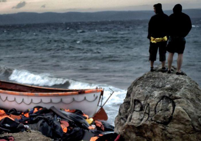 مهاجرین افغان در مسیر راه غرق شدند