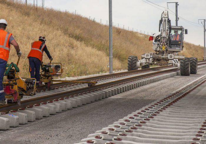 انتقالات افغانستان از طریق خطوط آهن ۳۰ درصد افزایش یافته است