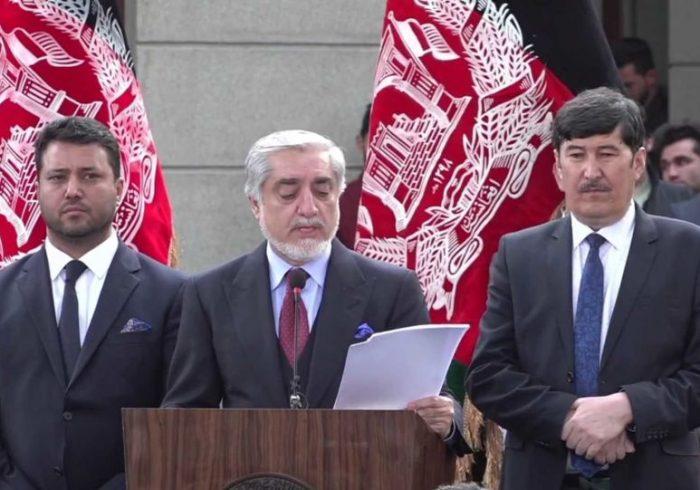 عبدالله عبدالله فهرست نامزد وزیرانش را به ارگ فرستاد