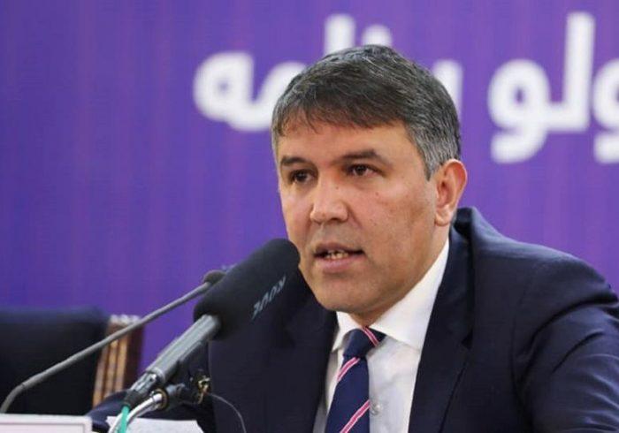 مسعود انداربی به عنوان نامزد وزیر وزارت امور داخله افغانستان گماشته شد