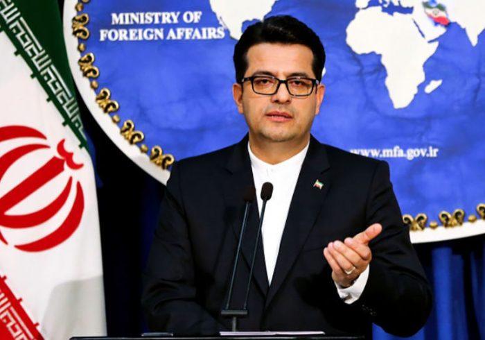 واکنش وزارت امور خارجه ایران به تهدید هواپیمای ماهان