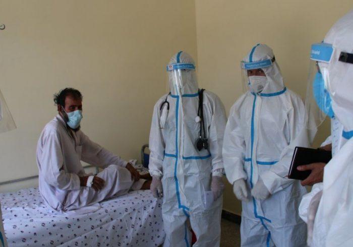 کرونا در افغانستان؛ شناسایی ۱۲۱ مورد جدید در یک روز