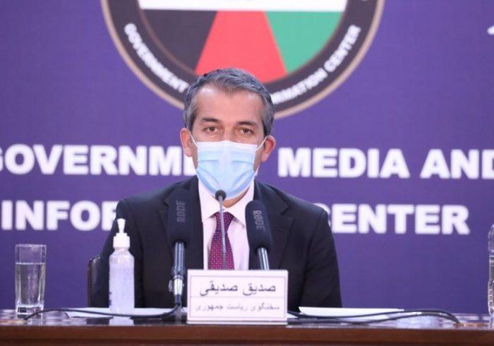 صدیقی: ۵۵ فیصد مردم افغانستان زیر خط فقر قرار دارند