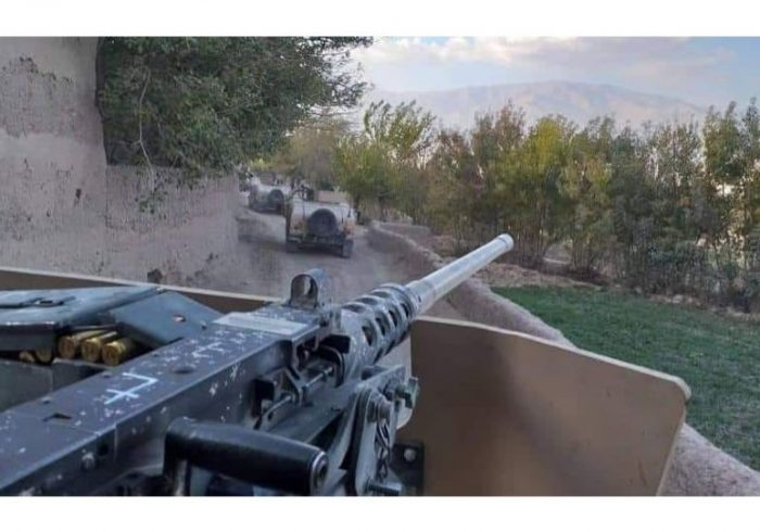 یورش جنگجویان طالبان بالای نیروی دفاعی و امنیتی افغانستان در سمنگان