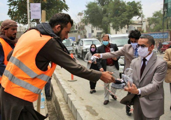 ۱۷۲ بیمار کرونایی دیگر بر بیماران کرونایی افغانستان افزوده شد