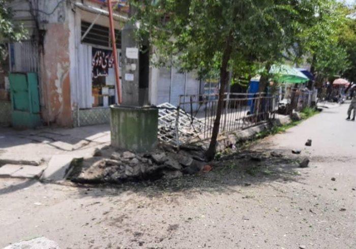 انفجار ماین مقناطیسی در مربوطات حوزه دوم پولیس کابل
