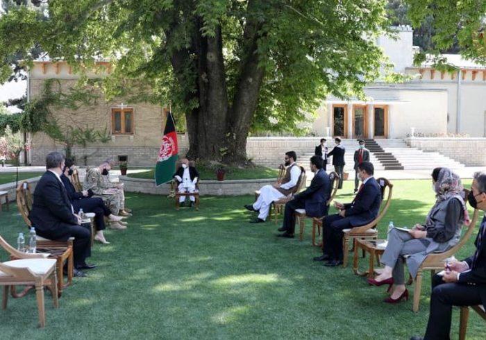 جنرال آمریکایی: نمیگذاریم افغانستان دوباره به پناهگاه تروریسم بدل شود