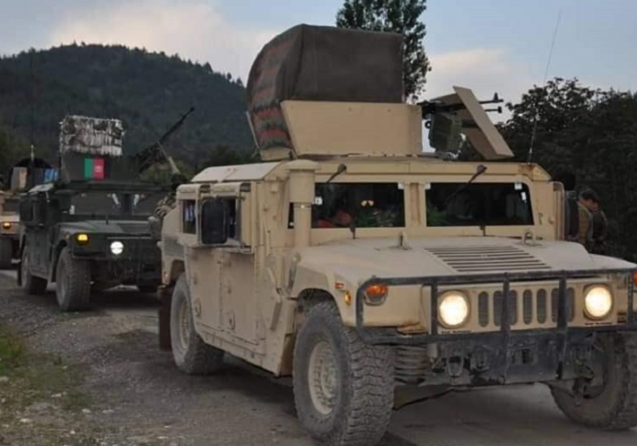 ۱۸ طالب مسلح در ولایت پکتیکا کشته و زخمی شدند