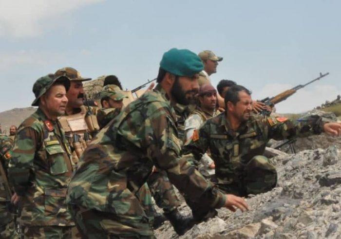 وزارت دفاع: حمله طالبان به ولسوالی سروبی عقب زده شد