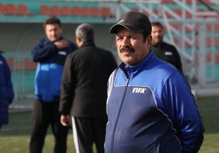 درگذشت پیشکسوت فوتبال افغانستان بر اثر کرونا