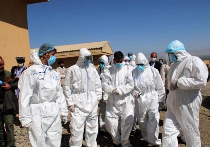 شمار درمان شدگان بیماران کرونایی در افغانستان به بیش از ۲۳ هزار نفر رسید