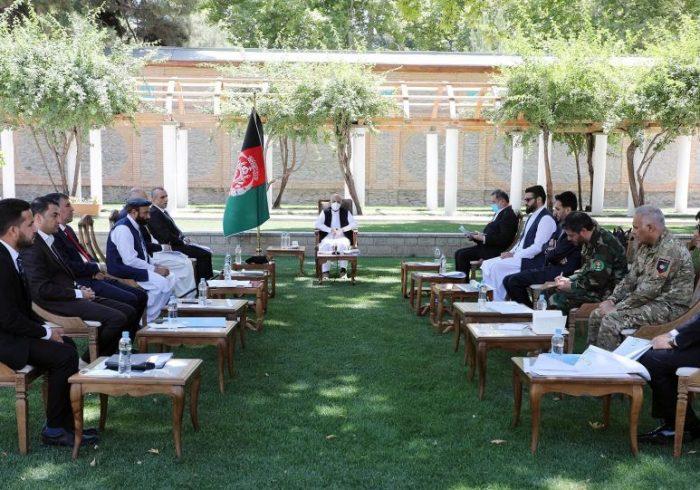 تاکید شورای امنیت ملی بر دفع تهدید طالبان
