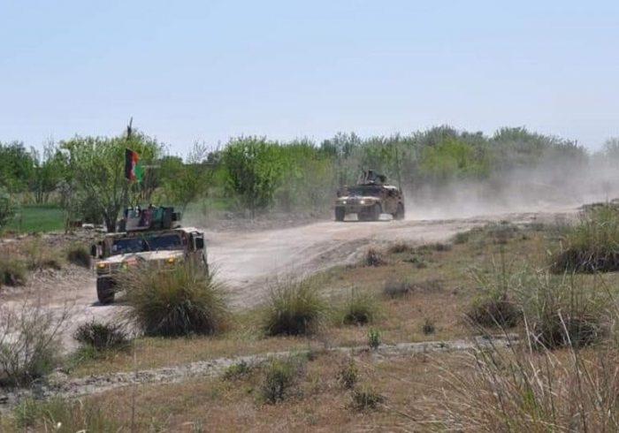 دفع حملات طالبان در ولایت بلخ؛ ۳۲ جنگجوی آنان کشته و زخمی شدند