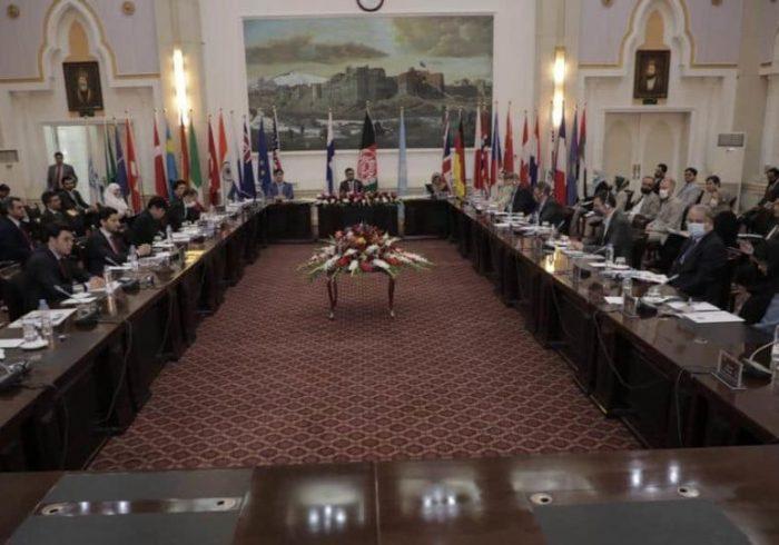 آغاز چهارمین نشست «سام» در کابل