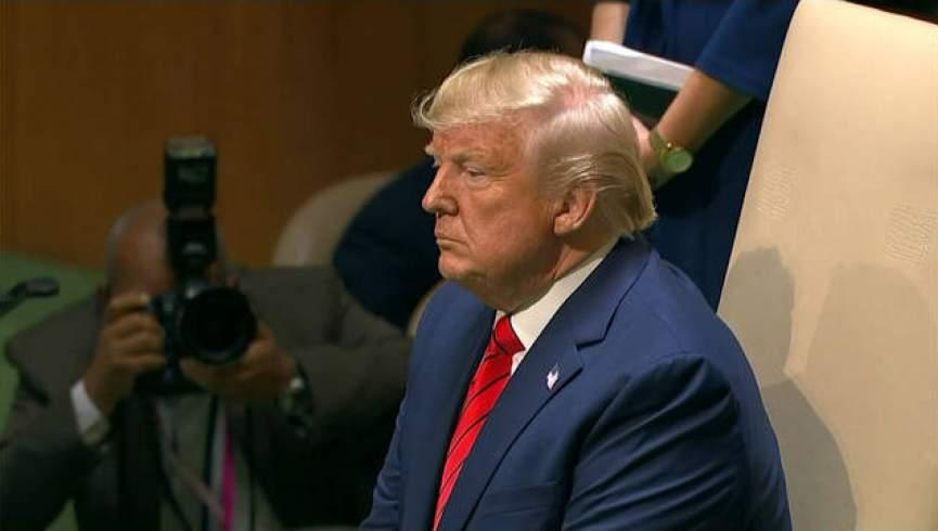 دونالد ترامپ بدترین رئیس جمهور ۳۰ سال اخیر آمریکا