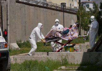 شمار مرگ و میر ناشی از ویروس کرونا در افغانستان از مرز یک هزار نفر گذشت